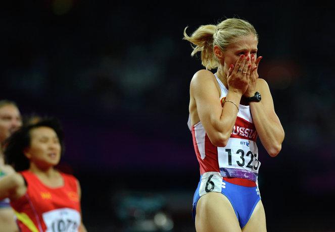 Российские паралимпийцы победили на чемпионате Европы по легкой атлетике