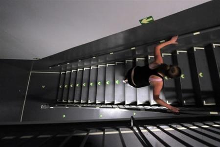 Вертикальный марафон впервые состоится в Санкт-Петербурге