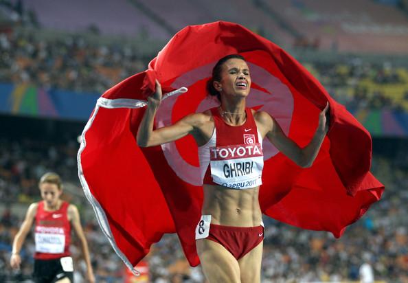 Хабиба Гриби одержала победу в забеге на 3000 м с препятствиями на этапе Бриллиантовой лиги в Цюрихе