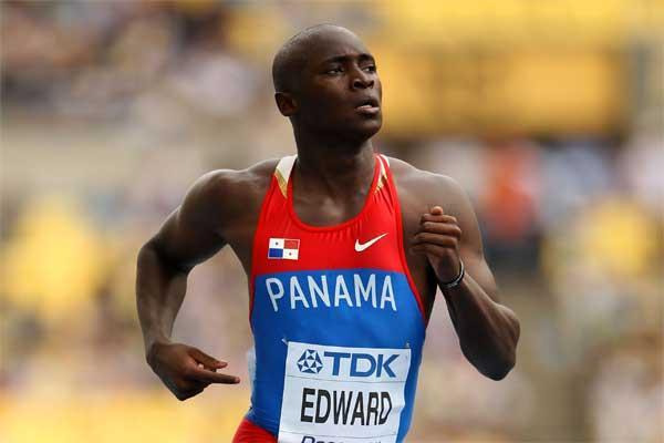Алонсо Эдвард побеждает в забеге на 200 м в Цюрихе + Видео