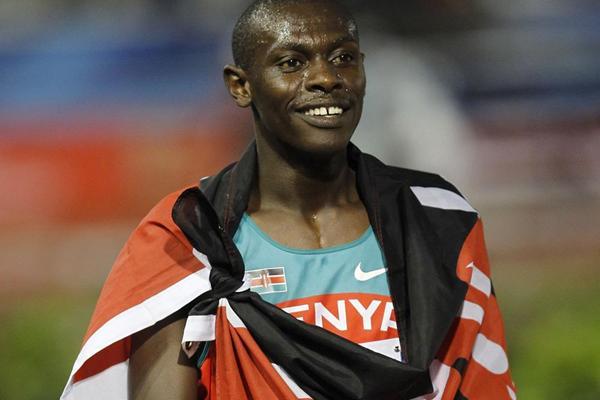 Калеб Ндику одержал победу в забеге на 5000 м в Цюрихе + Видео
