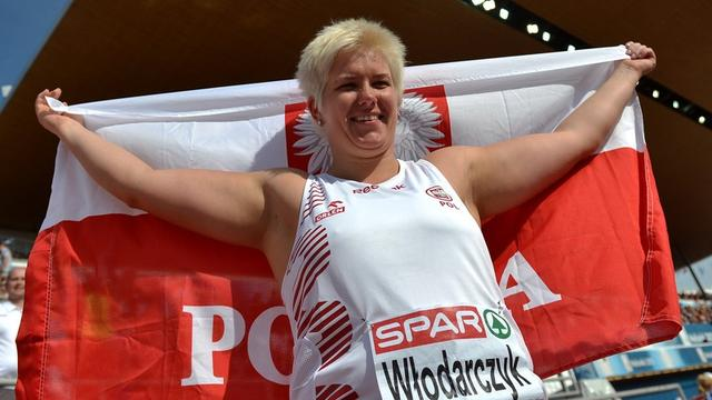 Анита Влодарчик установила новый мировой рекорд на соревнованиях ISTAF BERLIN +Видео