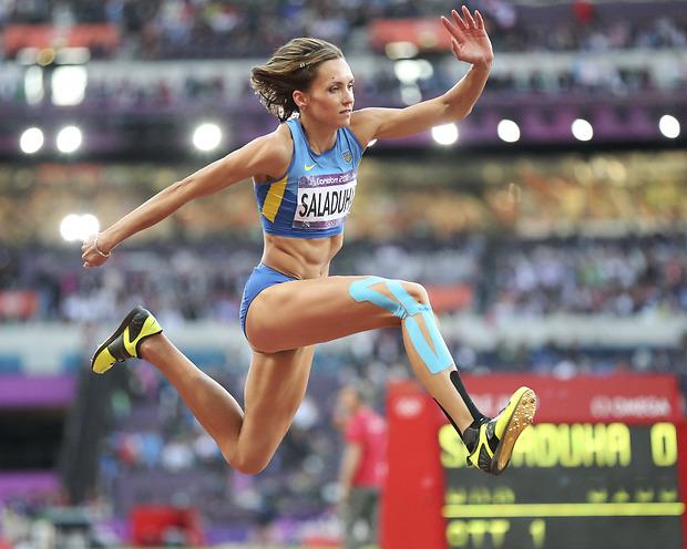 Ольга Саладуха заняла второе место на этапе Бриллиантовой лиги в Брюсселе