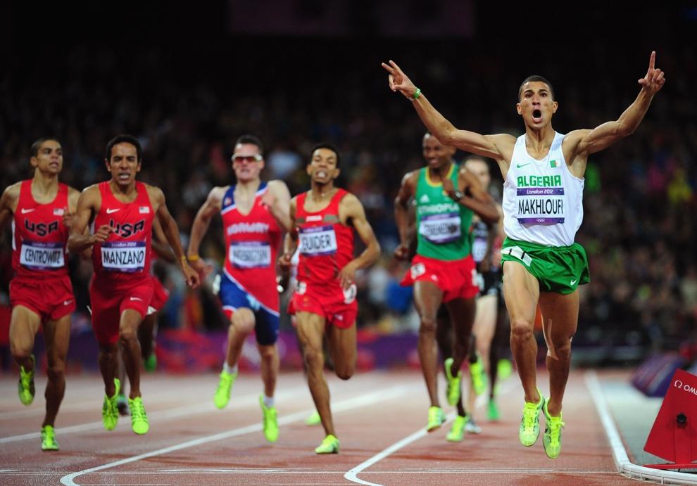 Тауфик Махлуфи победил в забеге на 1500 м на этапе Бриллиантовой лиги в Брюсселе + Видео