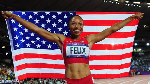 Эллисон Феликс победительница забега на 200 м на этапе Бриллиантовой лиги в Брюсселе + Видео