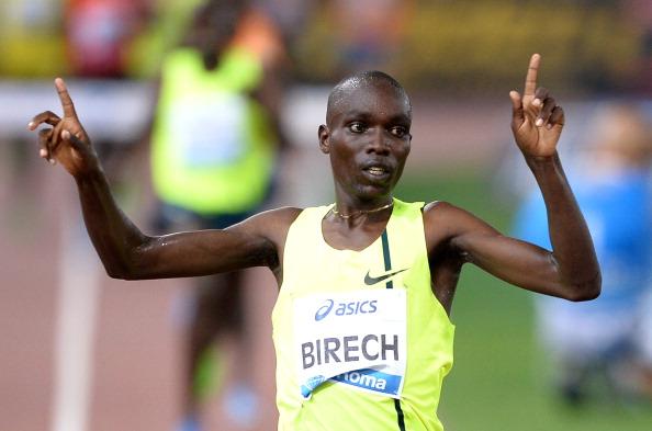 Джайрус Кипчоге Биреч - победитель забега на 3000 м с/п на этапе Бриллиантовой лиги в Брюсселе + Видео