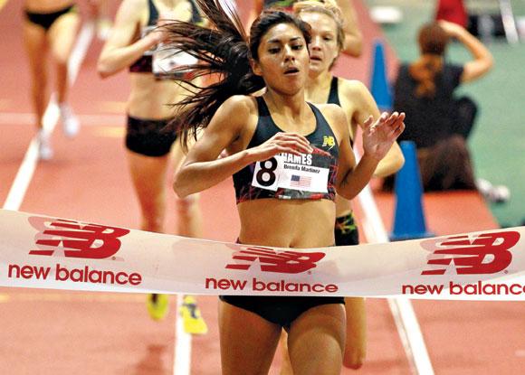 Бренда Мартинес – победительница забега на 800 м на этапе Бриллиантовой лиги в Брюсселе + Видео