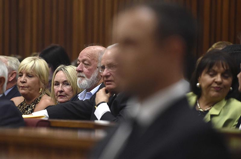 Мать Ривы Стенкамп в шоке от решения суда