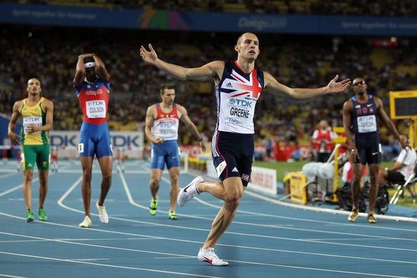 Корнел Фредерикс победитель забега на 400 м с/б на Континентальном кубке в Марракеше