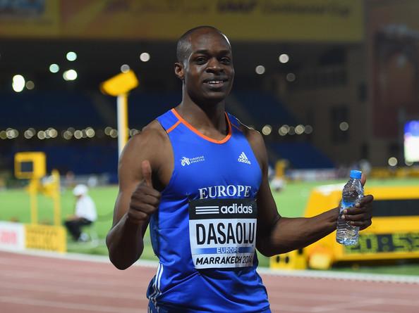 Джеймс Дасаолу – победитель забега на 100 м на Континентальном кубке + Видео