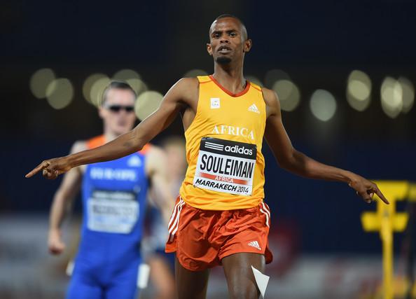 Аянлех Сулейман – победитель забега на 1500 м на Континентальном Кубке в Марракеше + Видео