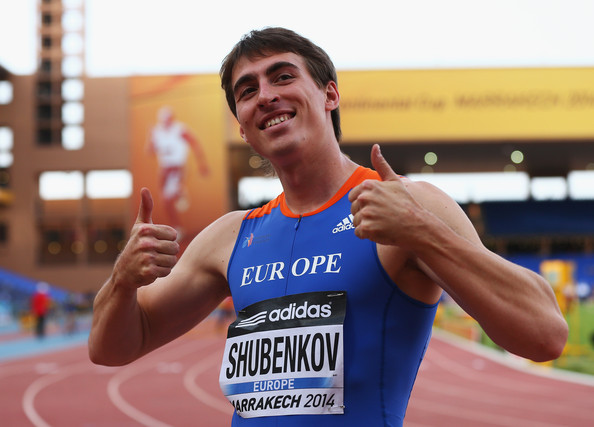 Сергей Шубенков одержал победу на Континентальном кубке 2014 в забеге на 110 м с/б + Видео