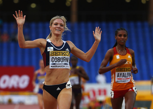 Эмма Кобурн – победительница забега на 3000 м с/п на Континентальном кубке в Марракеше + Видео