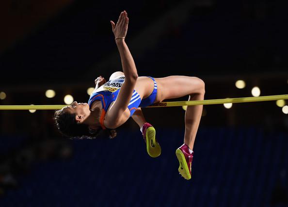 Мария Кучина – победительница прыжков в высоту на Континентальном кубке в Марракеше + Видео