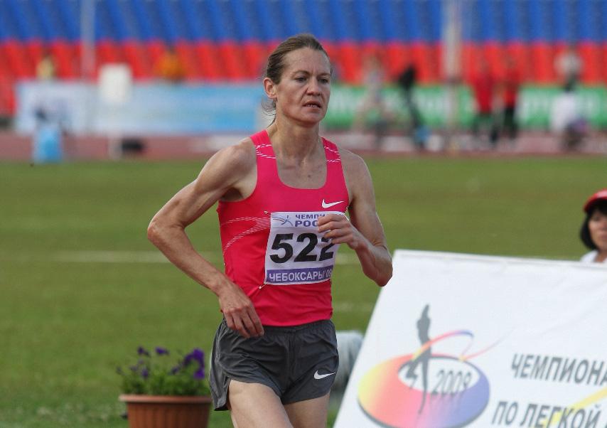 Мария Коновалова намерена побить марафонский рекорд для ветеранов