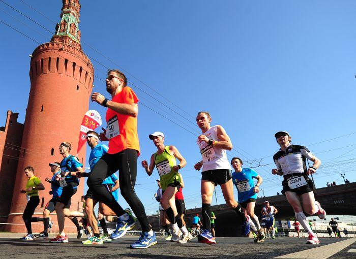 Лучшие марафоны России