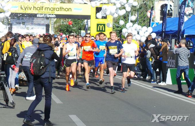 В Киеве состоялся Kyiv Half Marathon 2014 + Видео
