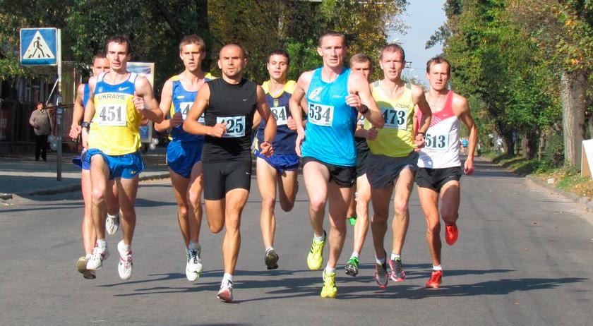 5 октября 2014 года состоится открытый чемпионат Украины по марафонскому бегу – ХI