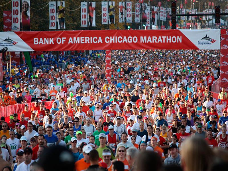 Главные марафоны октября