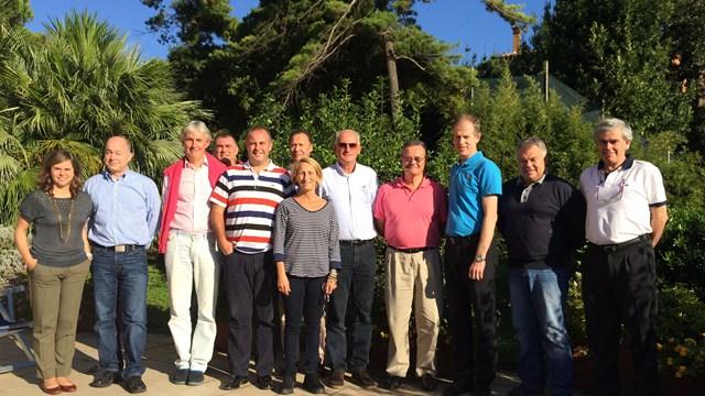 Комиссия по проведению соревнований Европейской легкоатлетической ассоциации провела заседание в Риме