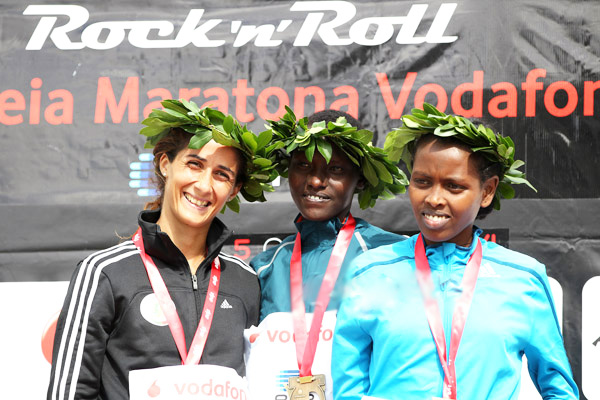 Полумарафоны в Лиссабоне выиграли кенийцы