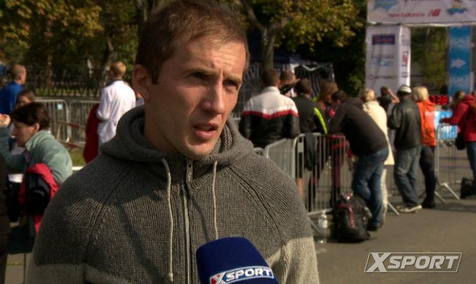 На Белоцерковском марафоне в 2015 году пройдет отбор на Олимпиаду + Видео