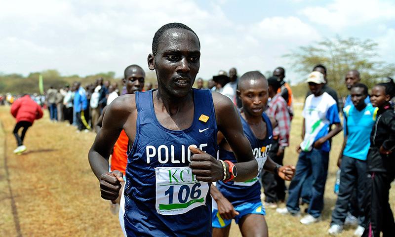 Уличенный в допинге марафонец Мэтью Кисорио намерен побить мировой рекорд