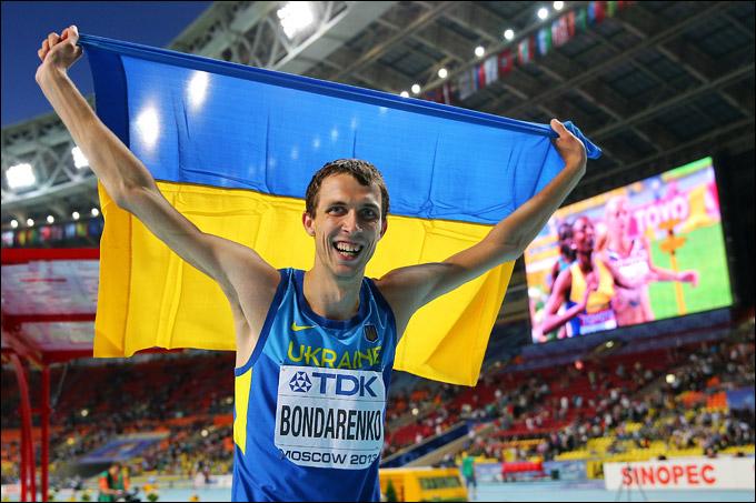 Богдан Бондаренко претендует на звание атлета месяца в Европе