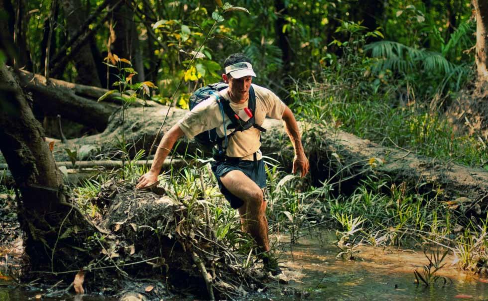 Россиянин Сергей Ионов стал седьмым в ультрамарафоне в джунглях Амазонки