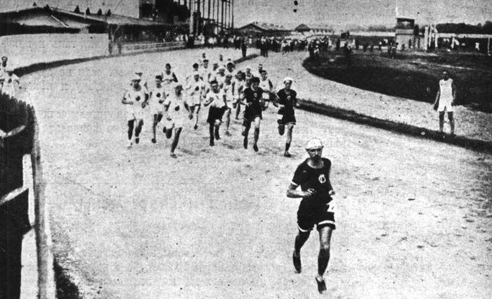 Первый российский марафон