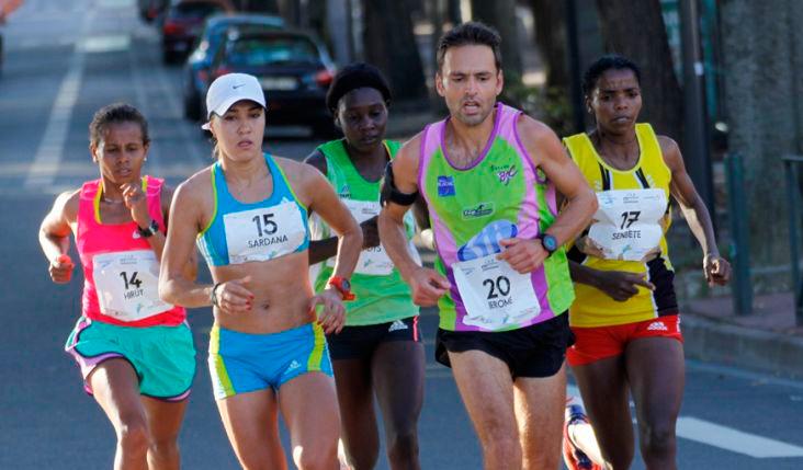 Сардана Трофимова из России выиграла марафон в Тулузе