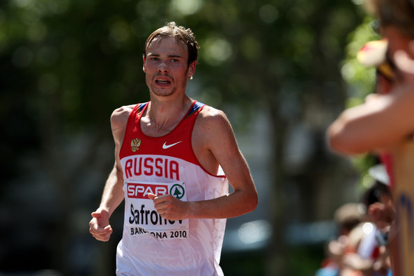 Дмитрий Сафронов занял третье место на 35-м международном марафоне в Дублине