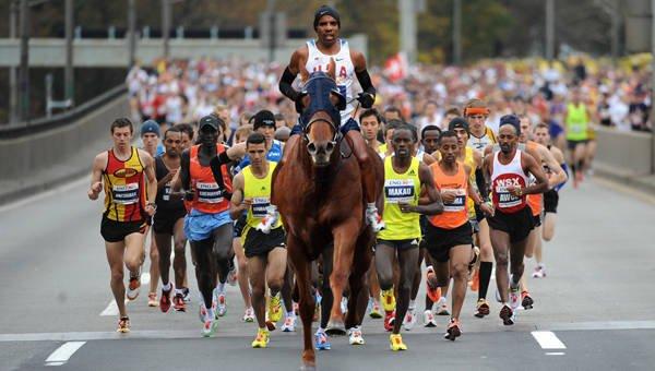 Нью-Йоркский марафон: превью
