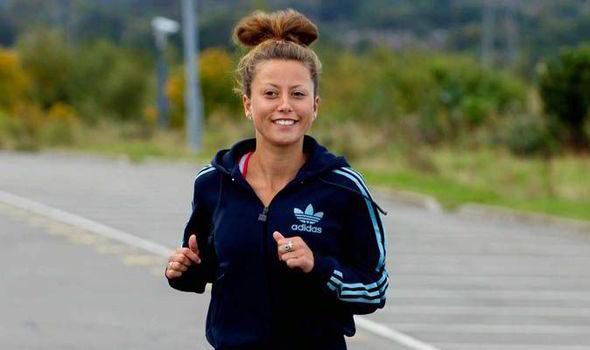 Британка пробежала 53 марафона за 53 дня
