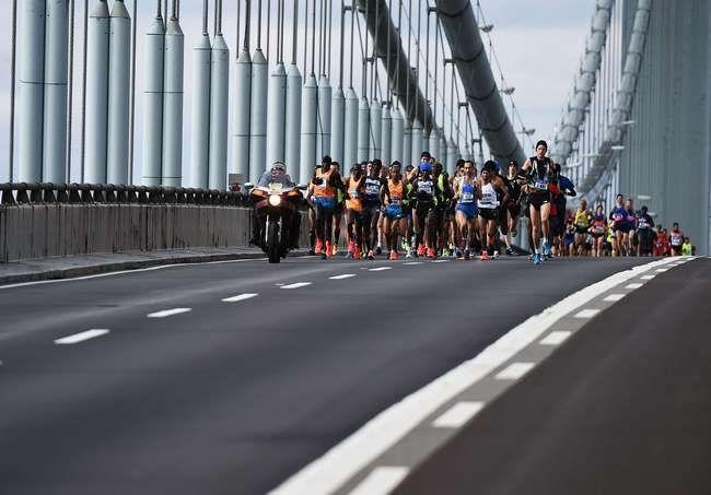 Как замеряют трассы марафонов