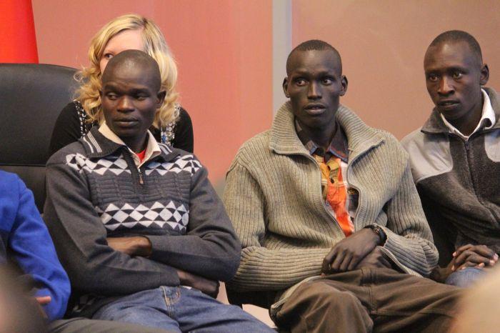 Русские кенийцы ушли в академический отпуск