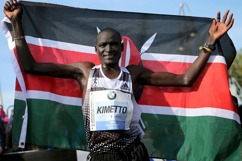 Деннис Киметто и Флоренс Киплагат названы лучшими марафонцами года