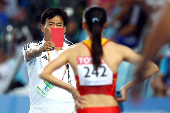 Судья международной категории по легкой атлетике Елена Орлова рассказала об особенностях судейской работы