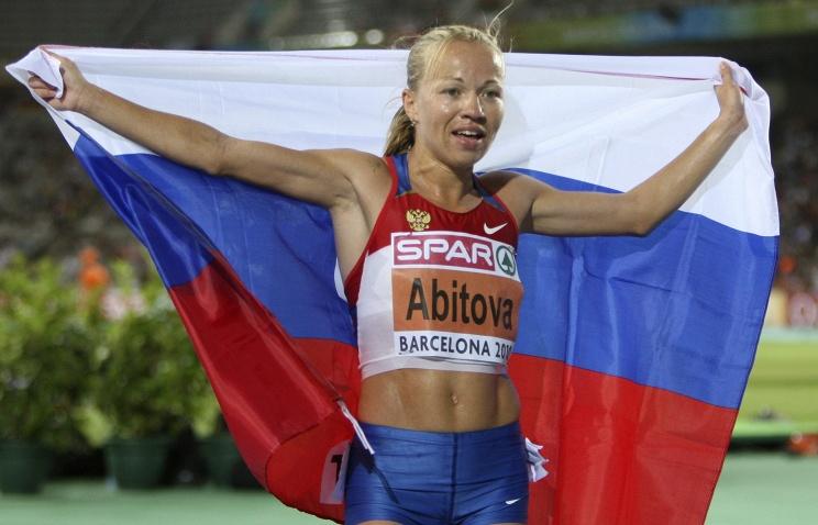 Инга Абитова отбыла дисквалификацию за допинг и примет участие в Стамбульском марафоне