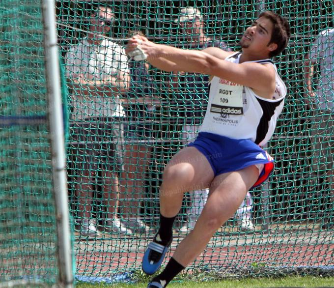 Квентин Биго пропустит Олимпийские игры в Рио из-за положительной допинг-пробы