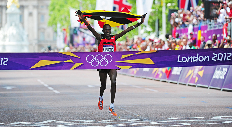 Олимпийские чемпионы Лондона Стивен Кипротич  и Тики Гелана побегут марафон в Токио