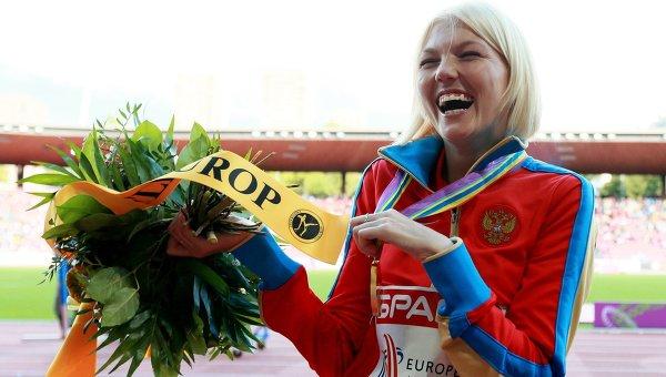 ВФЛА признала удовлетворительными результаты российских легкоатлетов в 2014 году