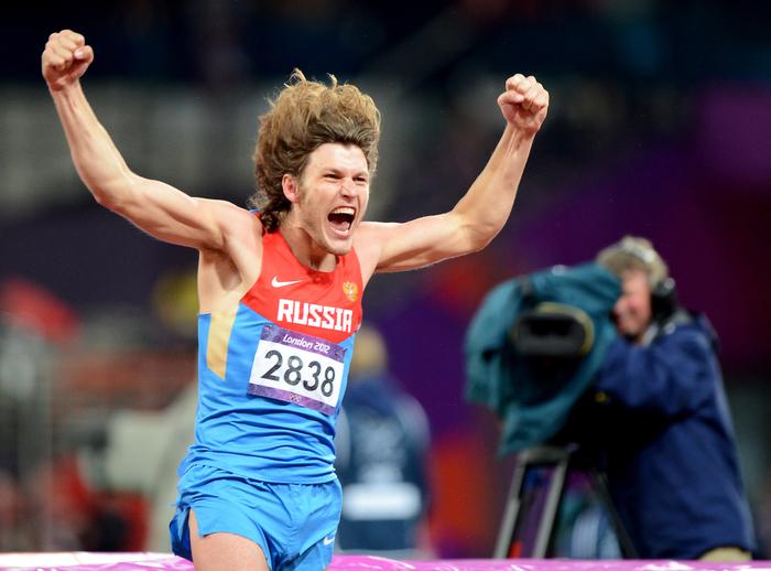 Легкоатлетические рекорды России установленные в 2013-2014