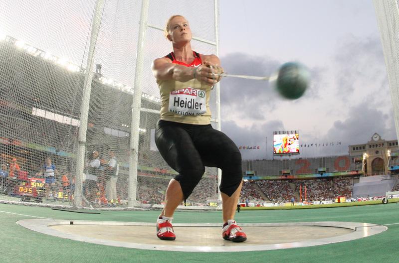 Бетти Хайдлер  хочет выступить на чемпионате мира-2015 в Пекине