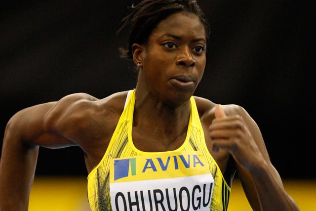 Кристин Охуруогу нацелена прийти в форму к Играм в Рио-де-Жанейро