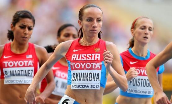 Английские СМИ призывают провести чемпионат мира по легкой атлетике без России