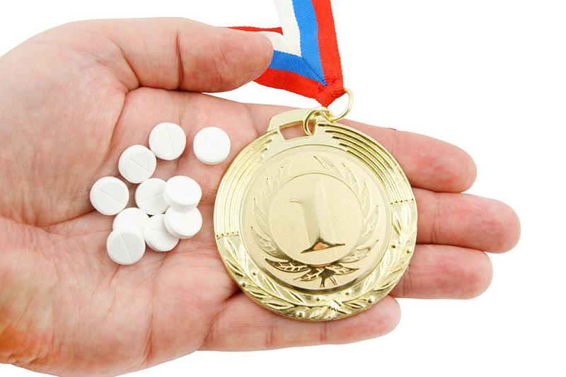 Британские СМИ утверждают, что положительными оказались допинг-пробы 58 россиян