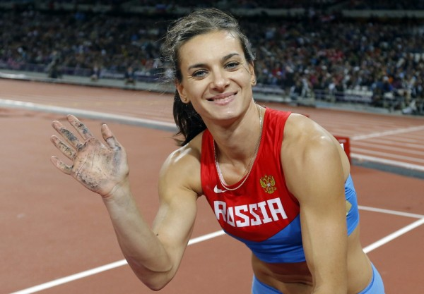 Елена Исинбаева: