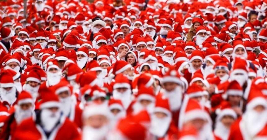 21 декабря в столице Украины состоится праздничный забег