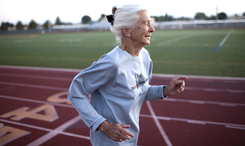 Двадцать марафонов подряд в 60 лет? Легко!